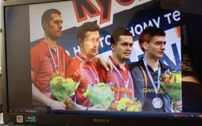 Tomasz Redzimski – komentarz po finale Pucharu ETTU