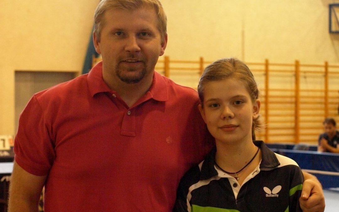 Sukces zawodniczki trenera Mariusza Pyśka