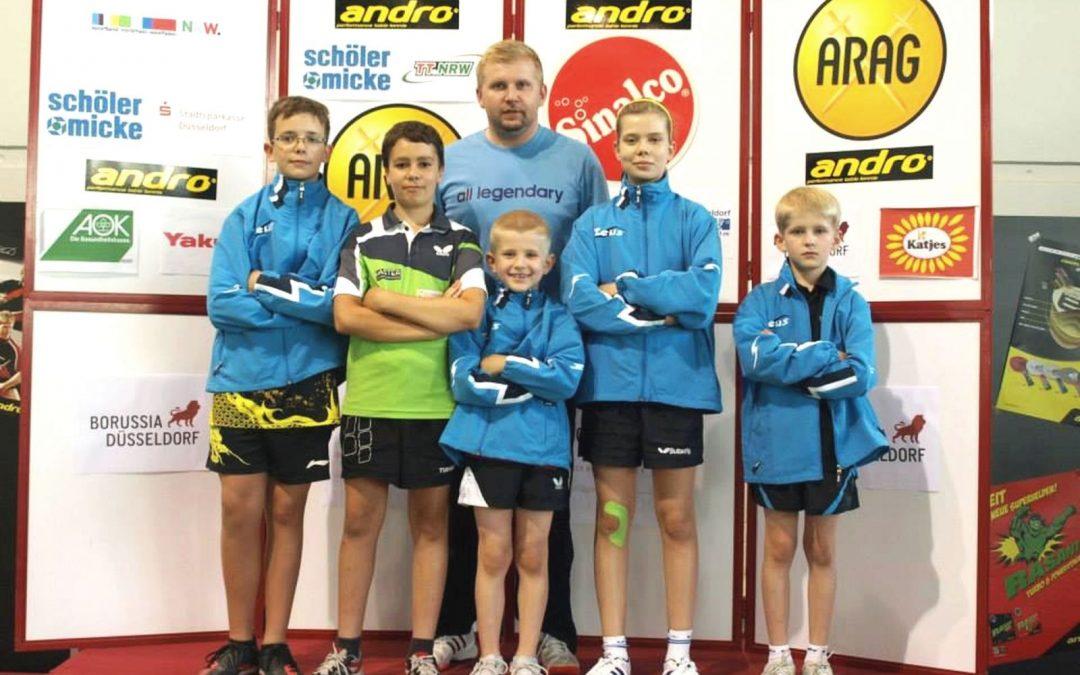 Turniej w Dusseldorfie