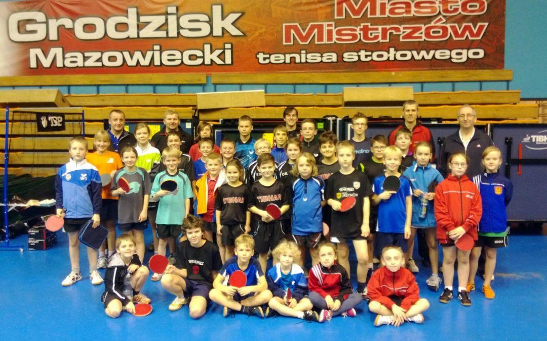 Młodzi triumfatorzy WTK-u na Mazowszu