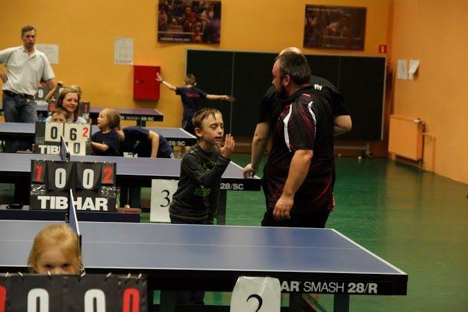Tenis stołowy łączy pokolenia