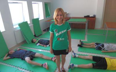 Anna Wnęk o treningu mentalnym w Międzyzdrojach