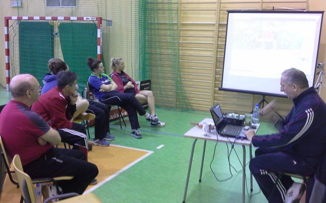 Warsztaty szkoleniowe dla trenerów w Czechowicach-Dziedzicach