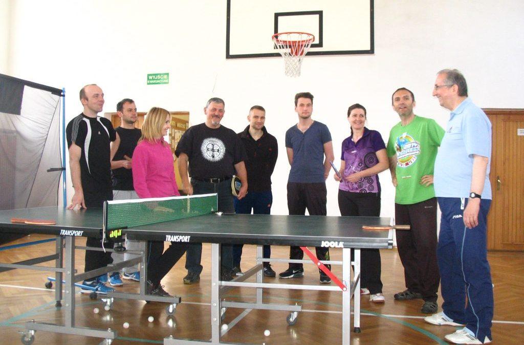 Szkolenie dla trenerów w Strzelinie