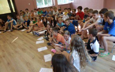 Refleksje trenera Rafała Utylskiego po obozie Międzyzdroje 15-25 lipca 2015