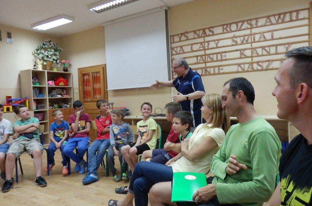 Rozpoczęliśmy drugi turnus obozu ITS w Limanowej