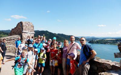 Wycieczka do Czorsztyna i Niedzicy