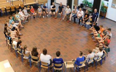 1 sierpnia rozpoczął się obóz ITS w Luboniu
