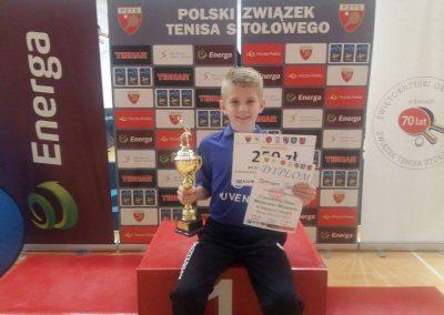 Sukcesy na II Grand Prix Polski Młodzików w Bilczy 01