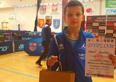 Sukcesy na II Grand Prix Polski Młodzików w Bilczy 02