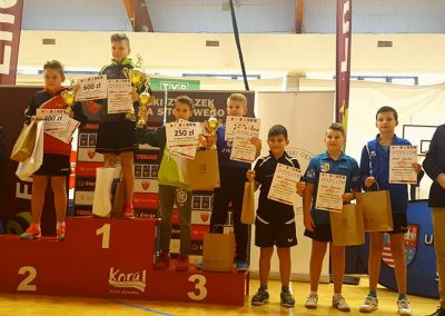 Sukcesy na II Grand Prix Polski Młodzików w Bilczy 03