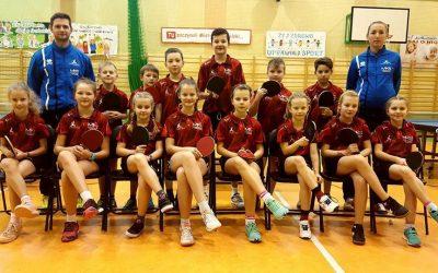 Udany rok w Akademii Tenisa Stołowego w Czechowicach -Dziedzicach