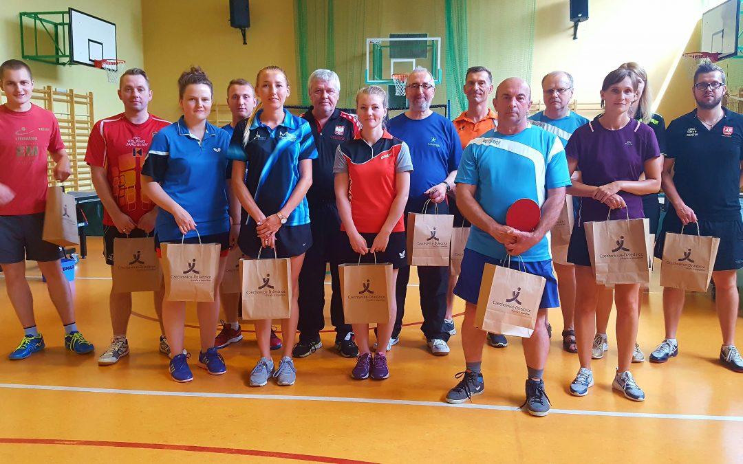 Narodowy Program Rozwoju Tenisa Stołowego 2018-33. Szkolenie w Czechowicach-Dziedzicach