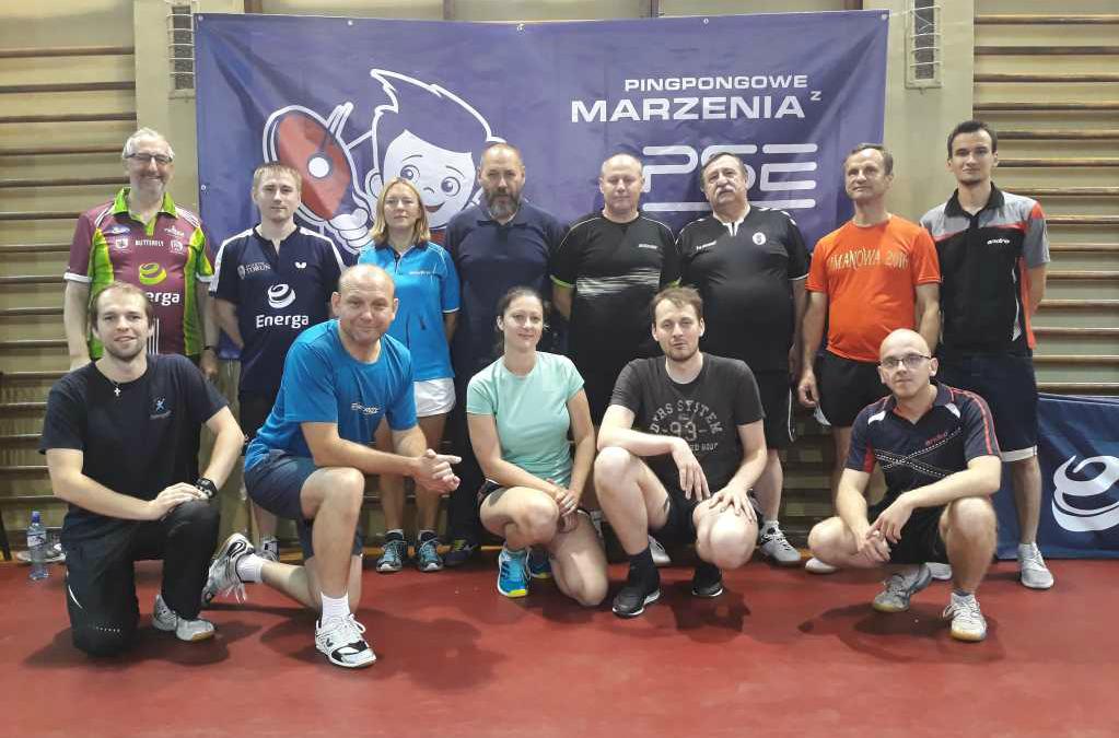 Narodowy Program Rozwoju Tenisa Stołowego 2018-33. Szkolenie w Toruniu