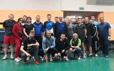 Narodowy Program Rozwoju Tenisa Stołowego 2018 Grodzisk Mazowiecki