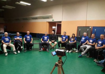 Narodowy Program Rozwoju Tenisa Stołowego 27-30.09.2018 Grodzisk Mazowiecki 04