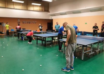 Narodowy Program Rozwoju Tenisa Stołowego 27-30.09.2018 Grodzisk Mazowiecki 12
