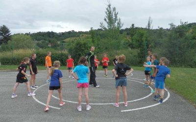 Szkolenie dla trenerów. Trening fizyczny w tenisie stołowym