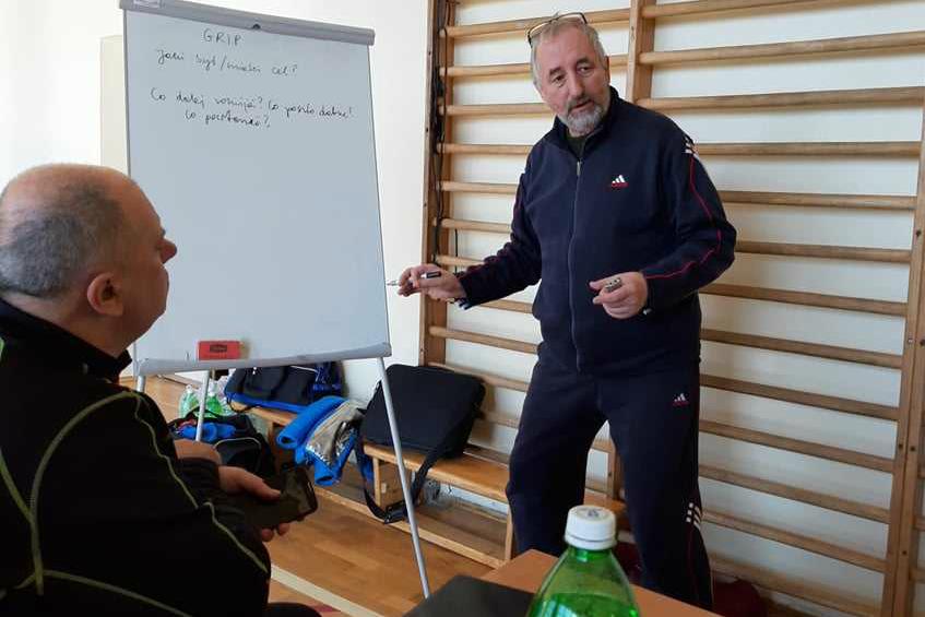 Szkolenie dla trenerów FUNdamenty 0 w Więcławicach Starych