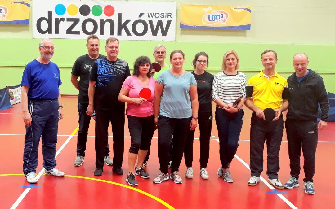 Program Pingpongowe Marzenia z PSE w Drzonkowie i Warszawie