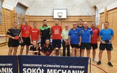 Spotkanie Tomasza Redzimskiego z trenerami w Tomaszowie Lubelskim