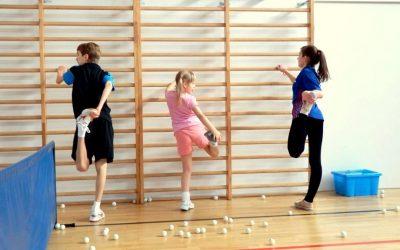 Zapraszamy trenerów na szkolenie FUNdamenty 0 Trening fizyczny w tenisie stołowym